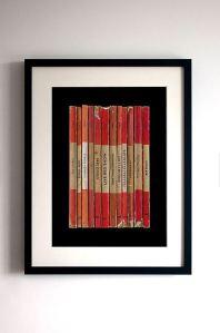 Pulp 'Different Class' Album As Books Poster by StandardDesigns - Windows Intern_2014-11-21_13-11-56