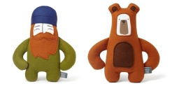 grumpy bear and woodsman pygmy cloud