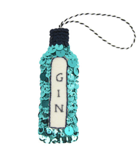 gin ornament